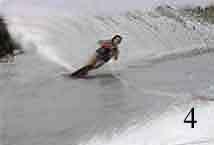 how to start a ski turn
